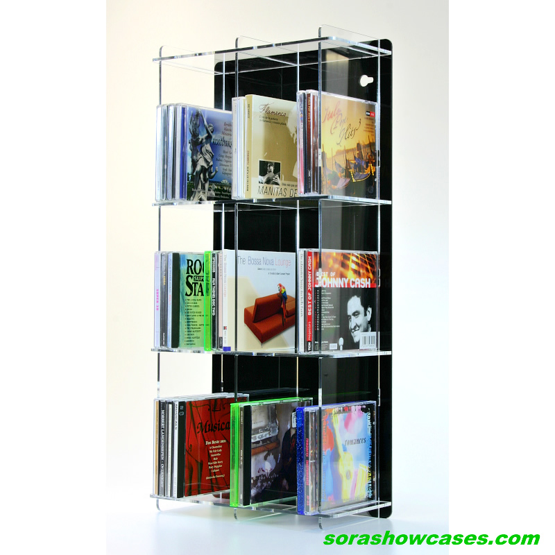 Example of a Custom CD Rack