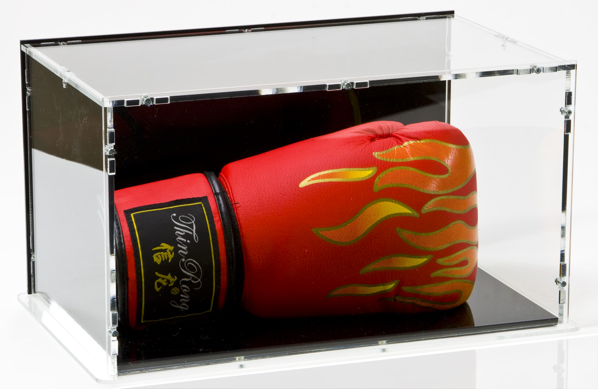 Boxing Glove Display Case