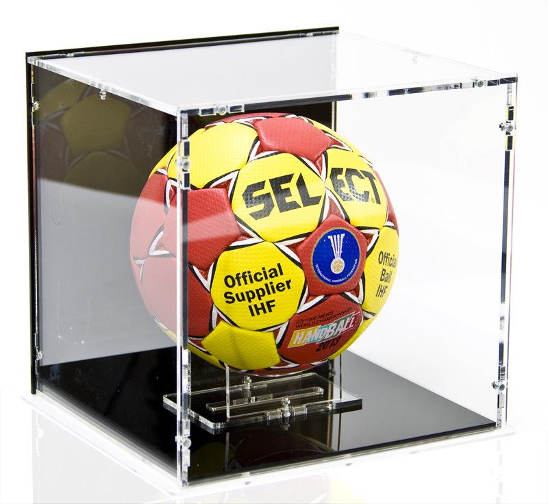 Handball Display Case