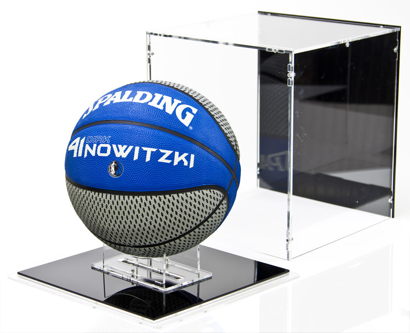 The Basketball Case and the Ball Stand