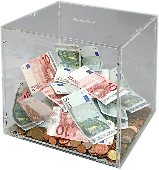 Example of a Custom Donation